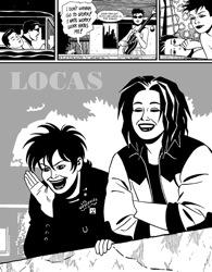 Locas book