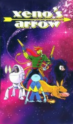 Xeno's Arrow cover