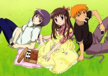 Yuki, Tohru and Kyo