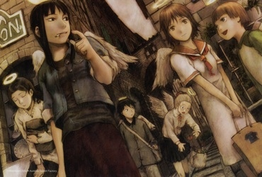 The haibane renmei gang